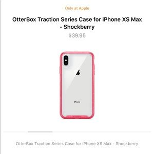 Otter box IPhone XS Max Case